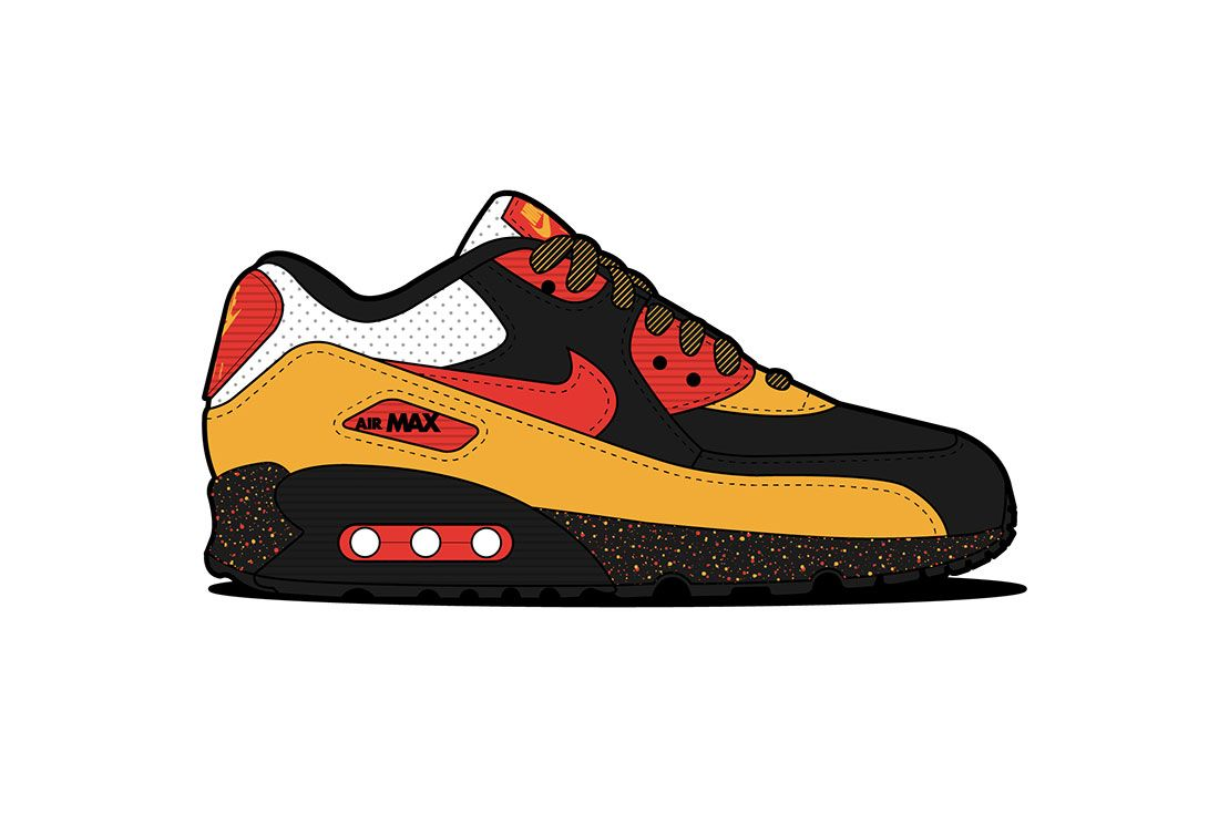 Air Max 90 11 Sertig