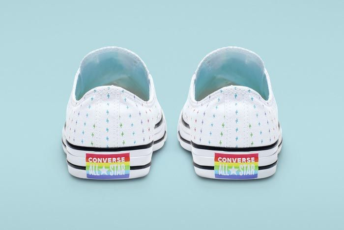 Chuck Taylor All Star Pride Low Top Heels