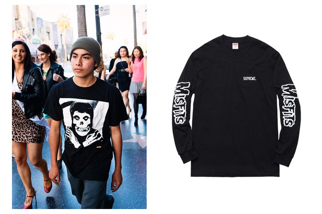 Supreme X The Misfits Collection 2013 1