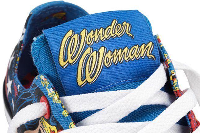 Dc Comics Converse Chuck Taylor All Star Wonder Woman 04 1