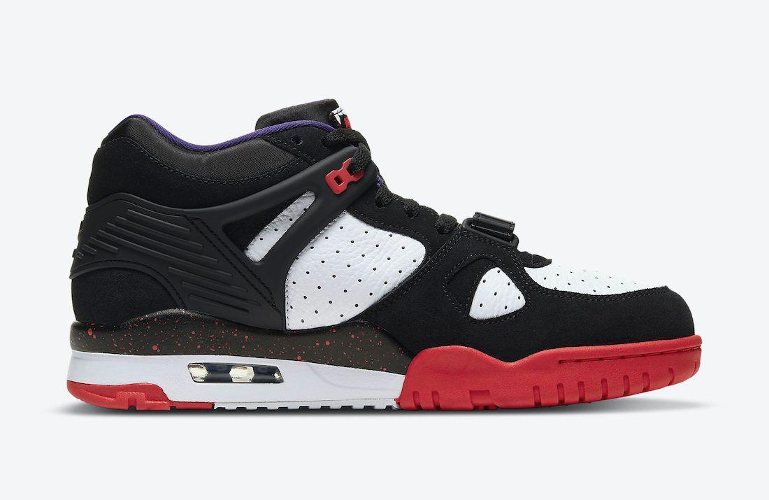 Nike Air Trainer 3 Dracula