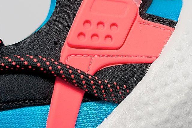 Nike Huarache Nm Blue Crimson 4