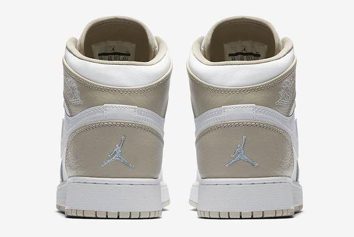 Air Jordan 1 High Gs Linen 5
