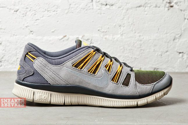 Nike Free 5 0 Ext Wolf Grey Pure Platinum 3
