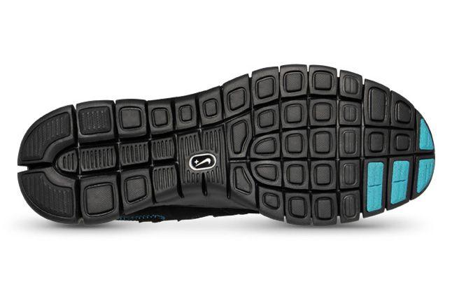 Extra Product Shoe Freeforward Mens Black Bottom 1