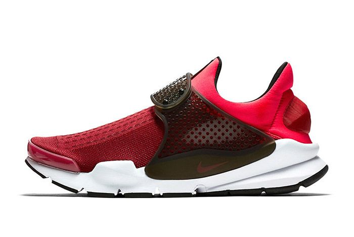 Nike Sock Dart 2017 Red 2