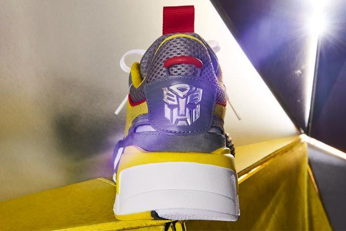 Puma Hasbro Transformers