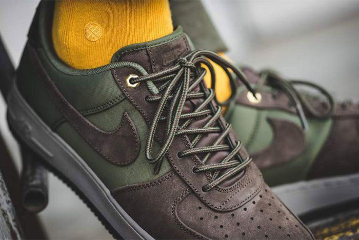 Closer Look: Nike's Air Force 1 Low '07 Premier 'Beef \u0026… - Sneaker
