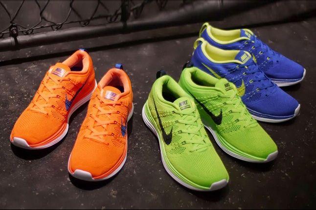 Nike Lunar Flyknit Groupshot 1