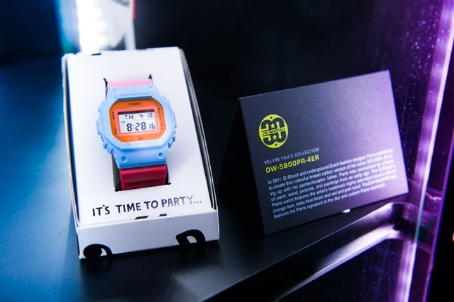 G Shock 30Th Anniversary Party Melbourne 5 1