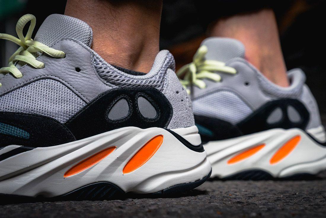 Adidas Yeezy 700 On Foot 5