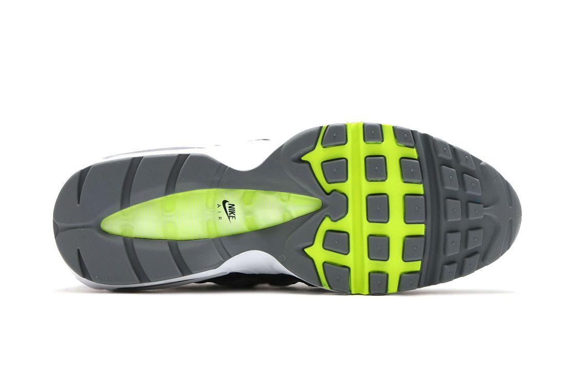 Nike Air Max 95 Anthracite Volt6