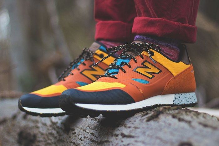 Extra Butter X New Balance Trailbuster Re10