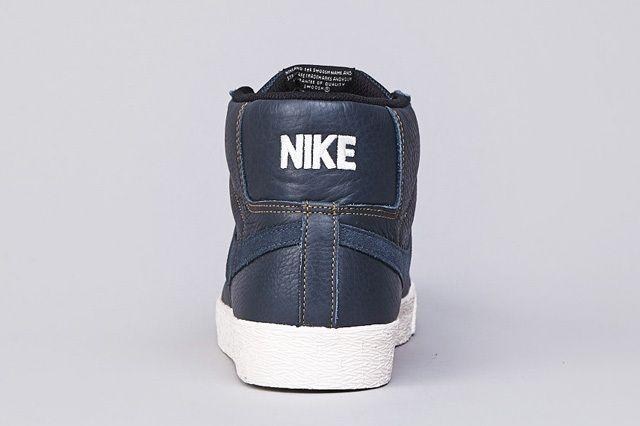 Nike Sb Blazer Elite Classic Charcoal 3