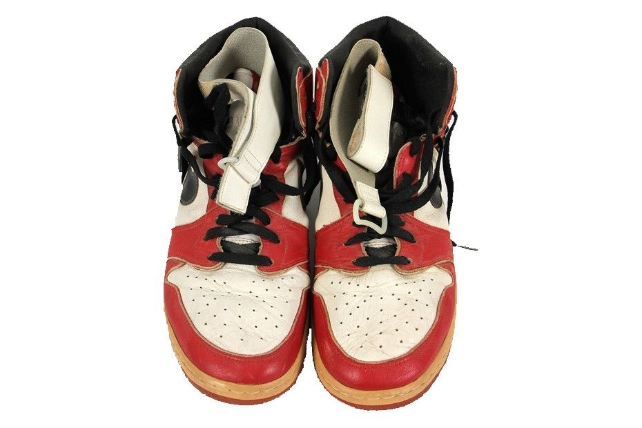 Post Injury Air Jordan 1 Chicago Top