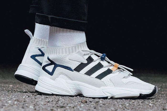 Adidas Consortium Falcon Blue White Bc0695 1 Sneaker Freaker