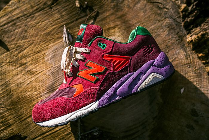 Packer X New Balance 580 2