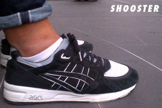Shooster Asics Gel 1