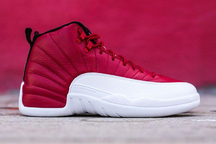 Air Jordan 12 Gym Red Feature