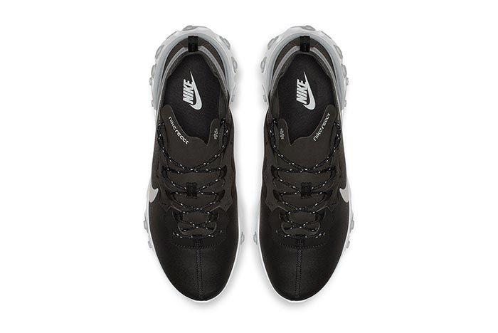 Nike React Element 55 Black 5