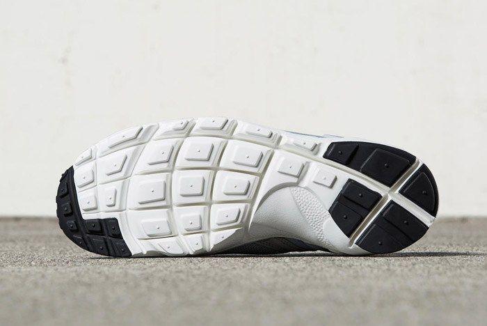 Nike Air Footscape Nm Wolf Grey Black Summit White 2