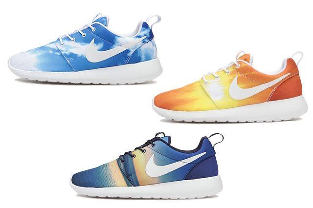 Nike Roshe Run Abc Mart Exclusive Summer Print Pack 3
