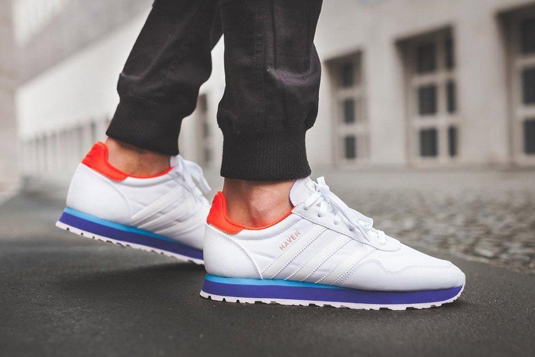Adidas Haven White 3