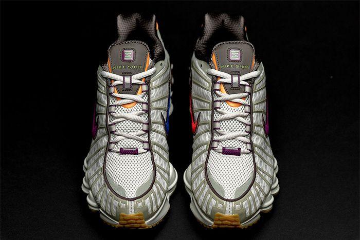 Size Nike Shox Tl Viotech Top