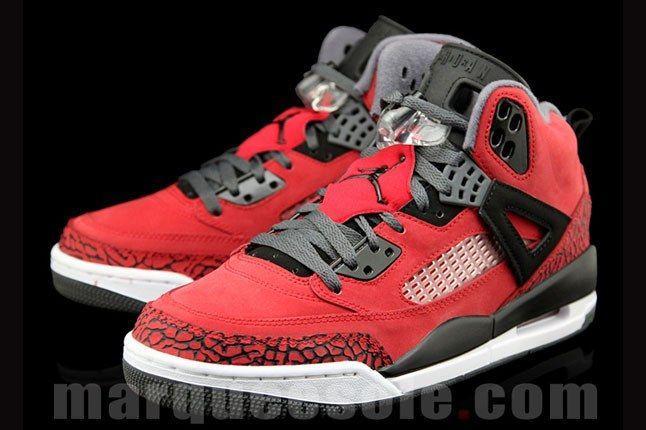Jordan Spizike Red 2 3