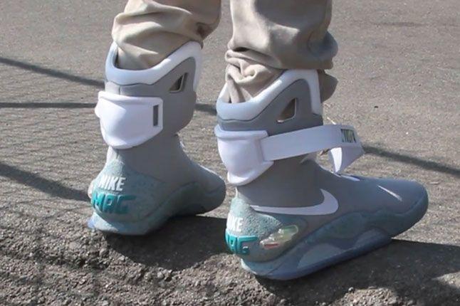 Franalations Nike Air Mags 2 1