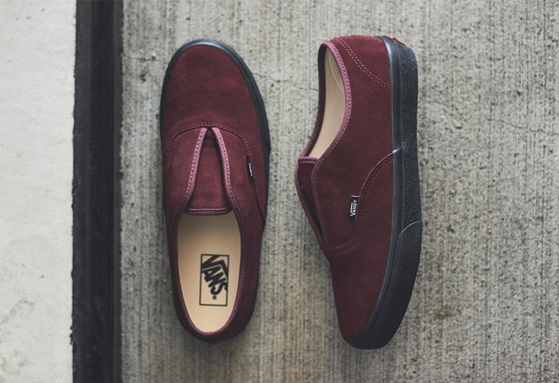 Vans Authentic Slip