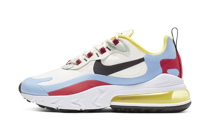 Nike Air Max 270 React Bauhaus Womens Release Date Lateral