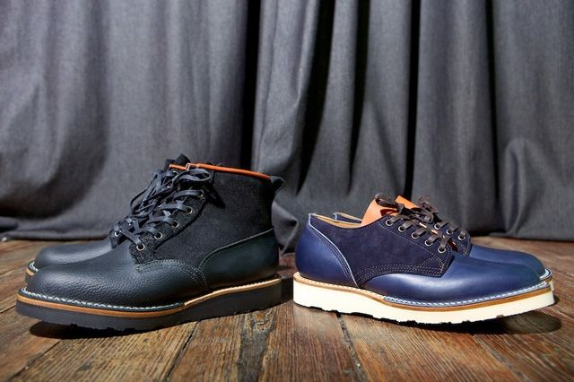 Up There Viberg Boots Collabo 4