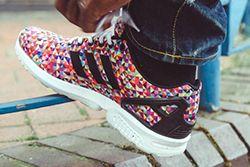 Adidas Originals Zx Flux Photo Print Pack Thumb