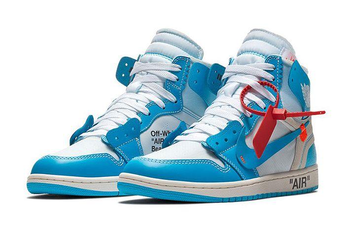Off White Air Jordan 1 Unc Release Date 1