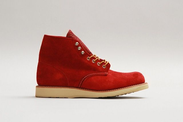 Red Wing Shoes Concepts Plain Toe 4