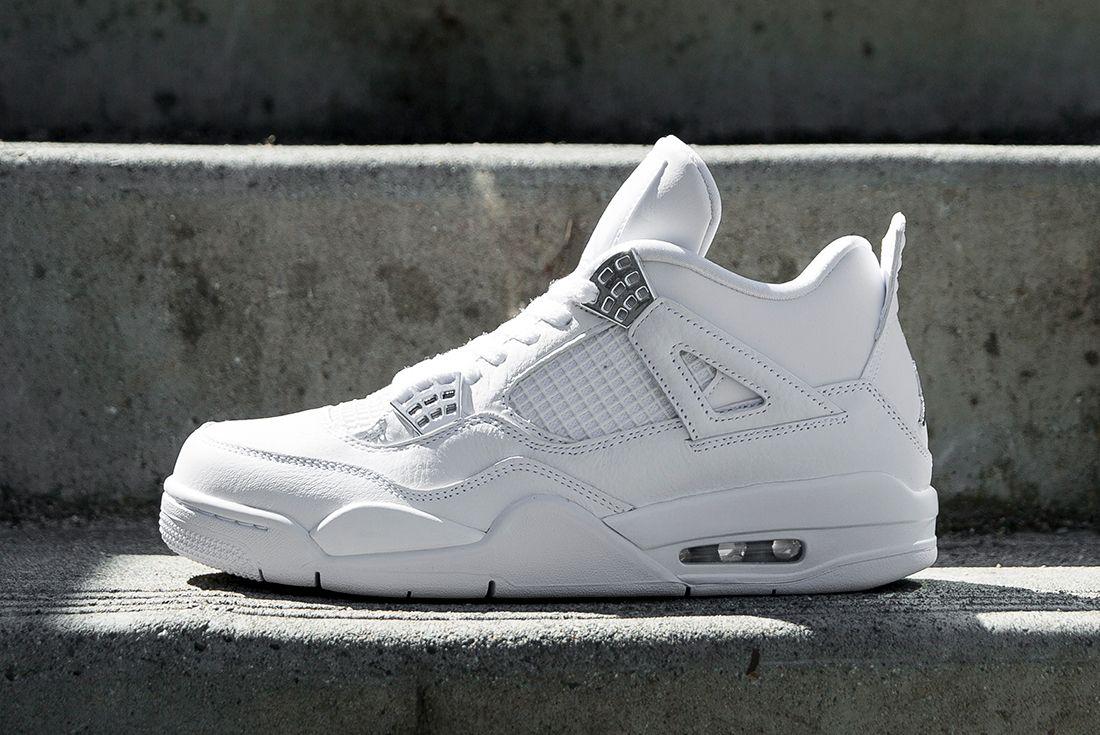 Air Jordan 4 Pure Money3