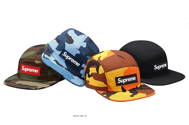Supreme Ss15 Headwear Collection 19