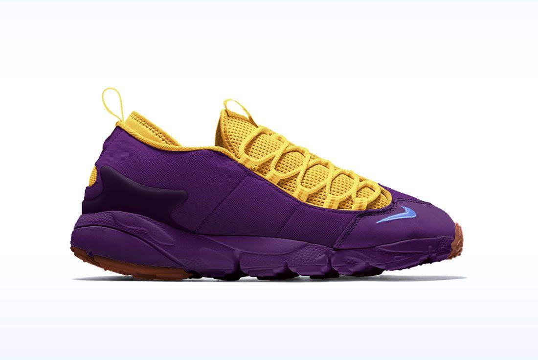 Nike X Dragon Ball Z Gohan Footscape Nm