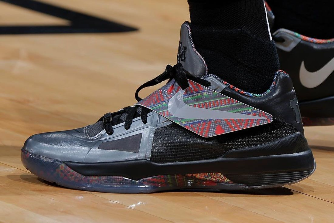 Kevin Durant 4 Black History Month