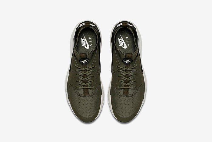 Nike Air Huarache Cargo Khaki 4