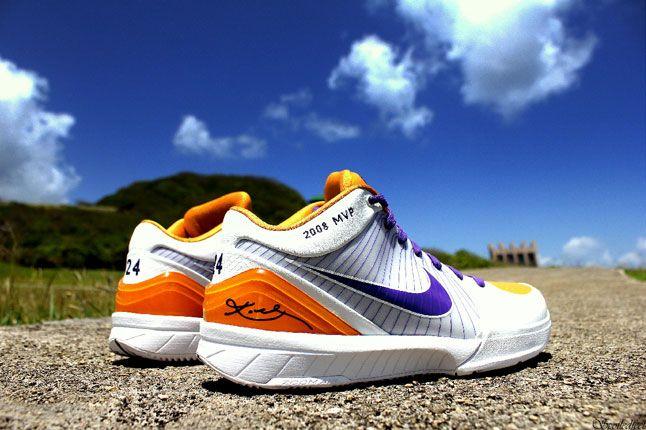 Nike Zoom Kobe 4 Mvp 1