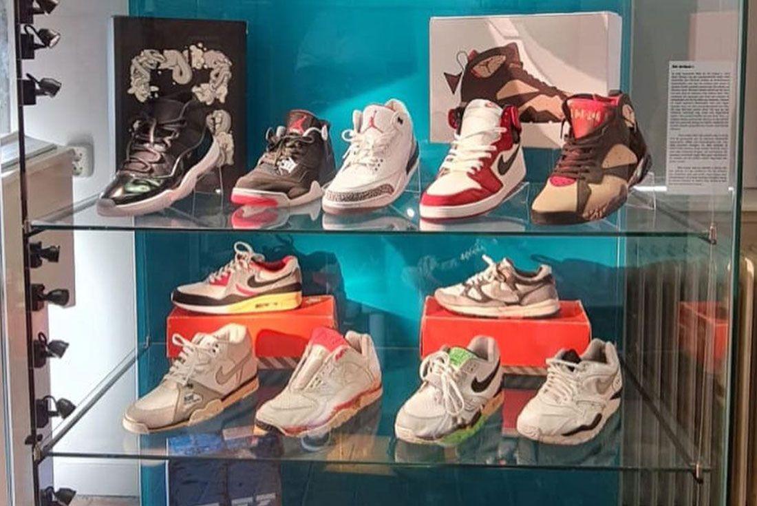 Stedelijk Museum Almelo Sneaky Shoes Expo