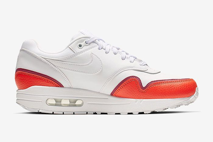 Nike Air Max 1 Layer Red Red