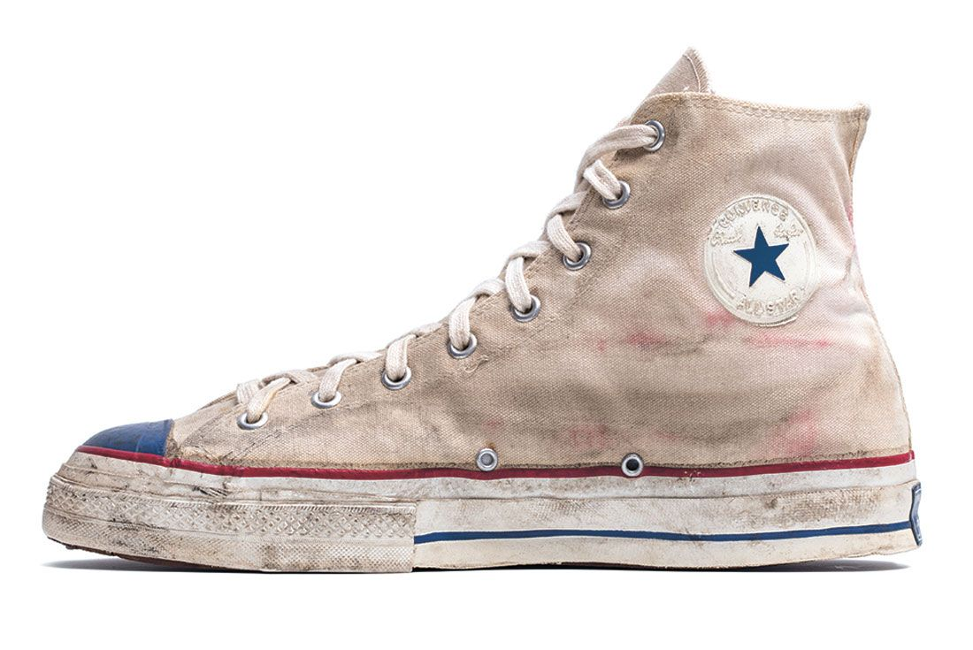 Converse Chuck Taylor All Star Weighted Trainer Left