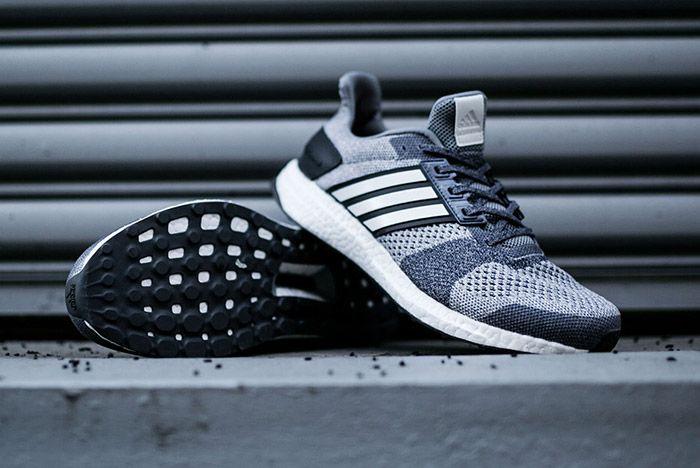 Adidas Ultra Boost St Grey Pink 1