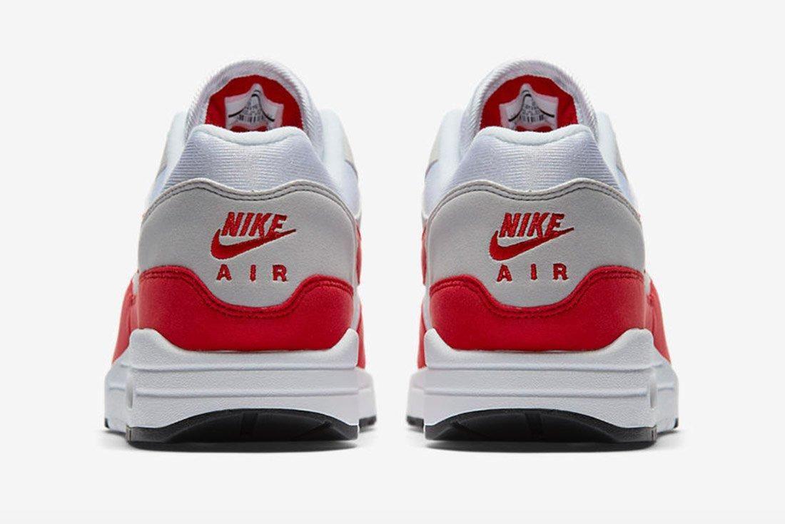 Nike Air Max 1 Og Retro University Red 3