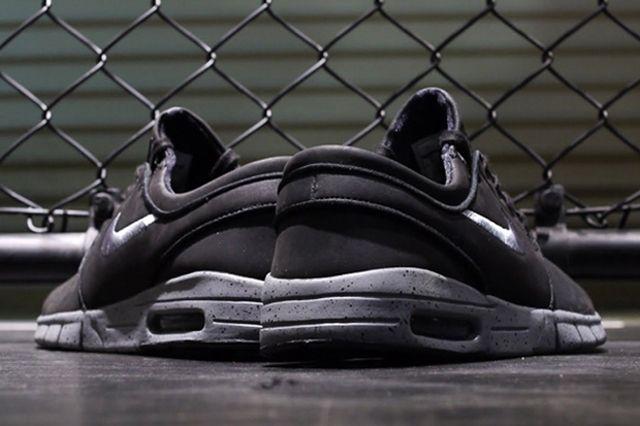 Nike Sb Stefan Janoski Max Leather Sewer 2