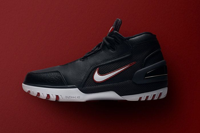 Nike Air Zoom Generation Black 7