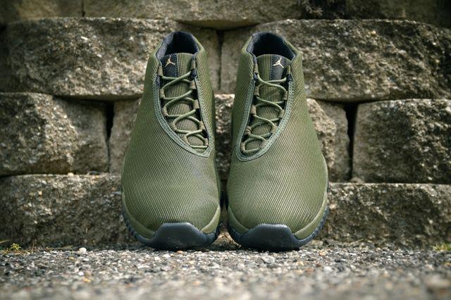Air Jordan Future Olive Camo Bumperoo 6